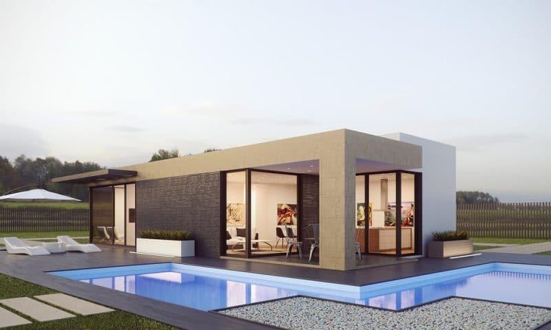 Pourquoi faire construire une maison toit terrasse ?