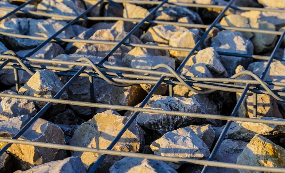 Et si vous adoptiez le gabions avec des pierres du Jura ?